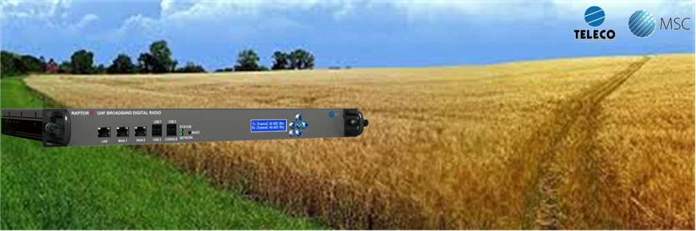 Metric Systems Corporation, With Teleco Systems Inc., Begins RaptorXR Field-Trials across America